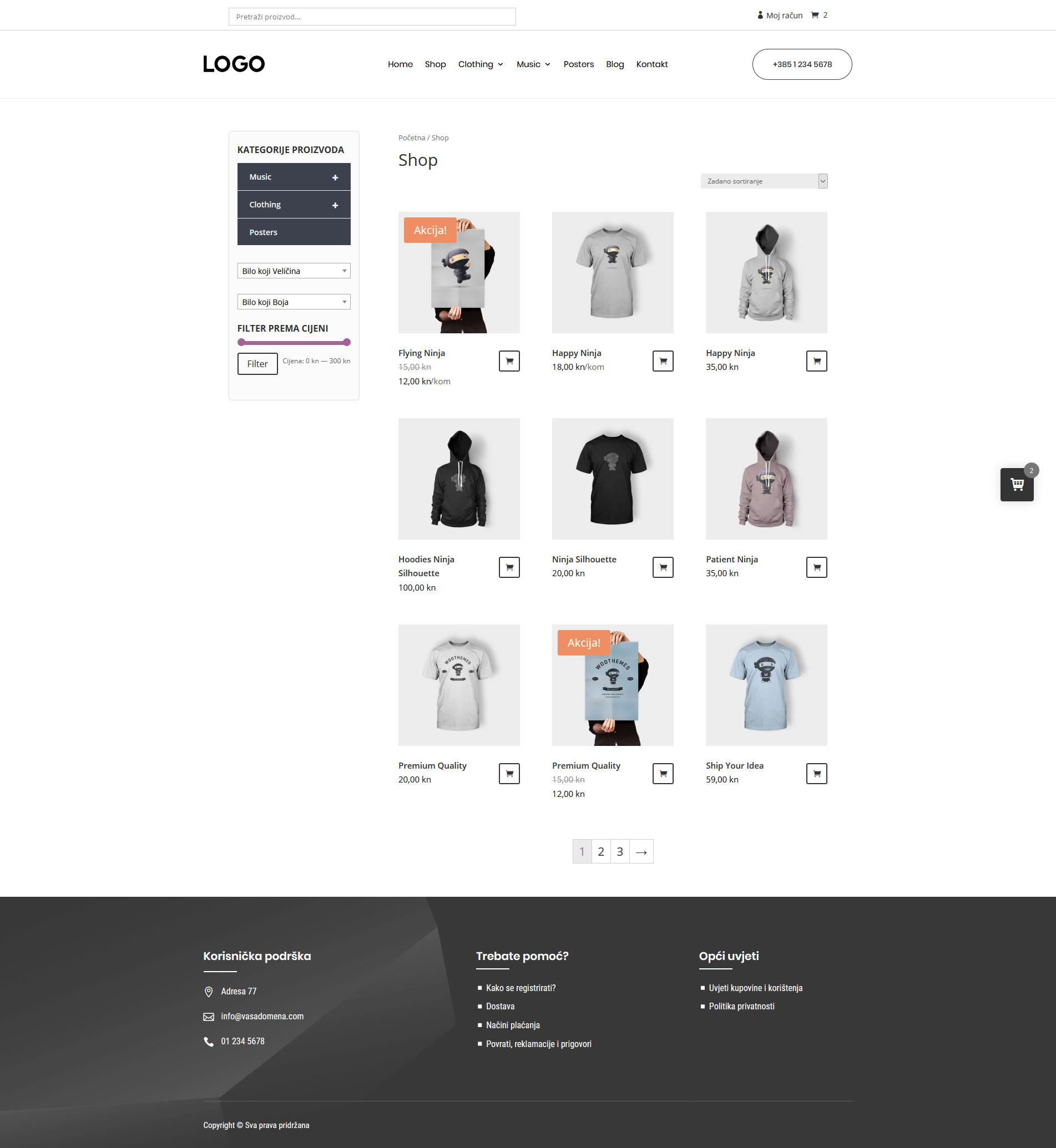 webshop-kategorija